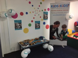 Afternoon Tea at Kids Are Kids! to raise awareness and funds for Miracle Babies Foundation.