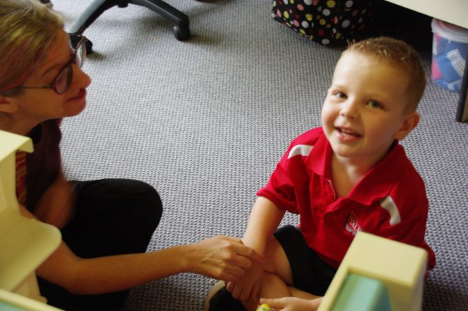 Breaking Down Barriers for Young Lachlan with Autism